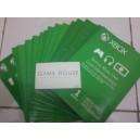 Voucher Xbox Live Gold 1 Bulan
