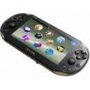 PLAYSTATION®VITA WI-FI MODEL (PCH-2000 SERIES), COLOR : KHAKI / BLACK